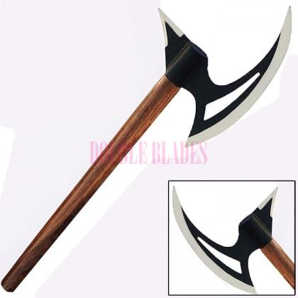 Loki Viking Battle Axe