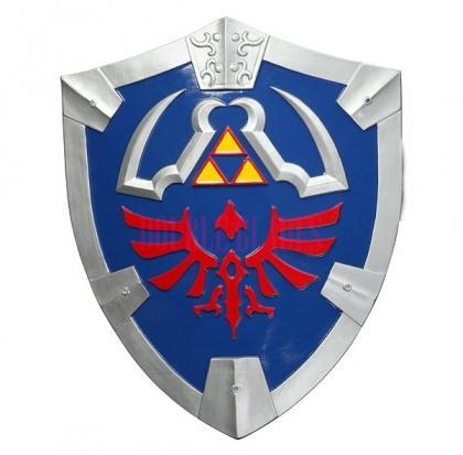 Link Hyrule Crest Shield Legend of Zelda