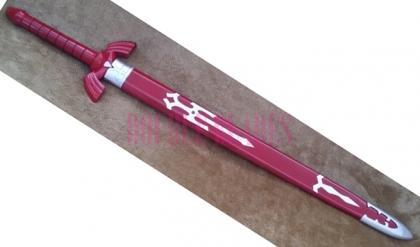 Legend Of Zelda-Link Master Red Sword