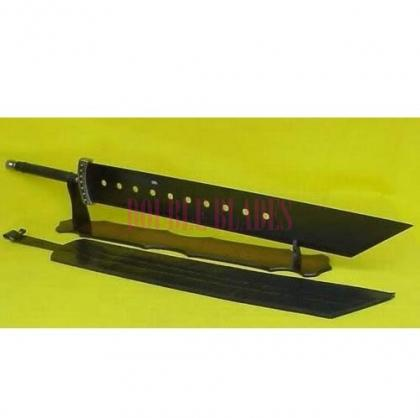 Final Fantasy 7 Buster Sword Black 42 Inches