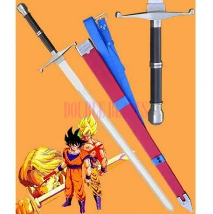 Dragonball Z sword with hard scabbard