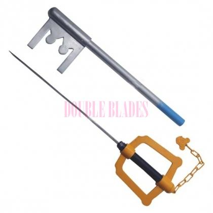 Kingdom Hearts Sora Key Blade W/Blade