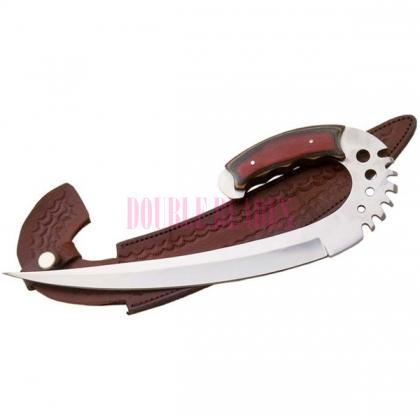 15 Inches Riddick Single Claw