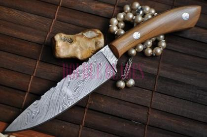 Handmade Damascus Chef Style Knife