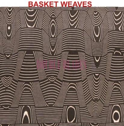 DAMASCUS PATTERNS BASKET WEAVES
