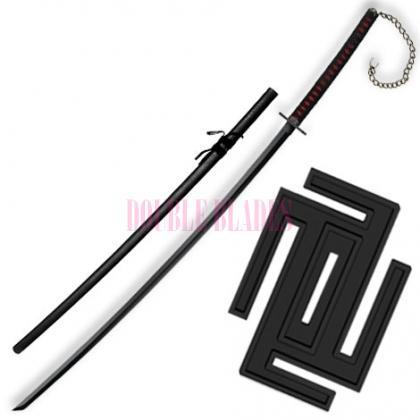 Ichigo Tensa Bankai Sword 68 inches Cutting Moon