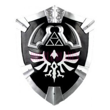 Dark Link Hyrule Crest Shield Legend of Zelda