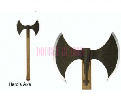 Hero Double Head War Axe