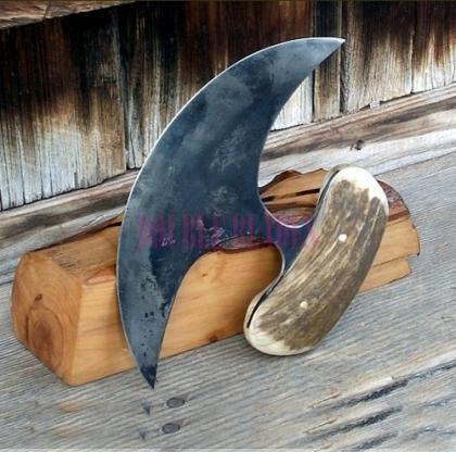 Ulu Kitchen knife