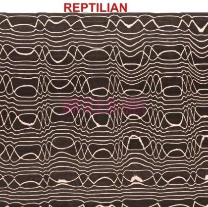 DAMASCUS PATTERNS REPTILIAN