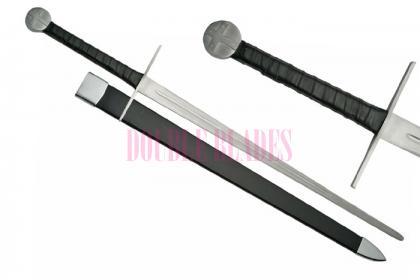 Battle Ready Crusader Sword