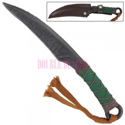 Avatar- Pandora Tribal Dagger Hand Forged Blade Na-Vi