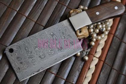 Chef Knife - Damascus Knife