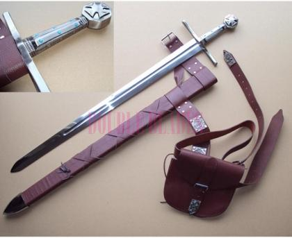 Robin Hood Movie Sword With Scabbard