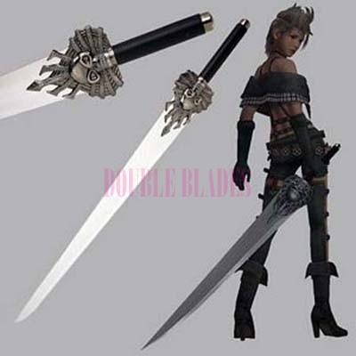 Final Fantasy - X-2 Paine Skull Sword of Darkness